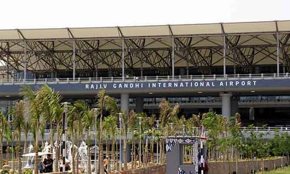 Hyderabad airport ranks eighth best in the world
