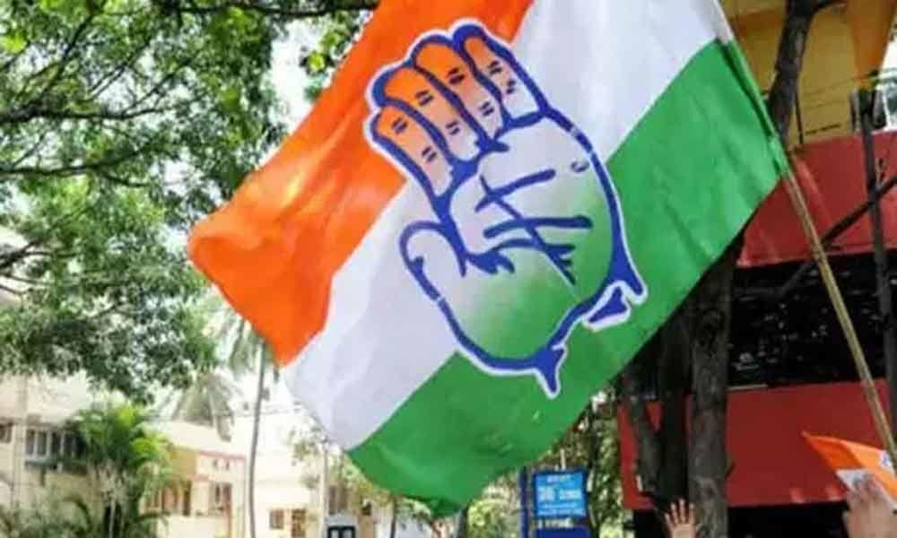 Man deserts Congress,returns in just 48 hrs