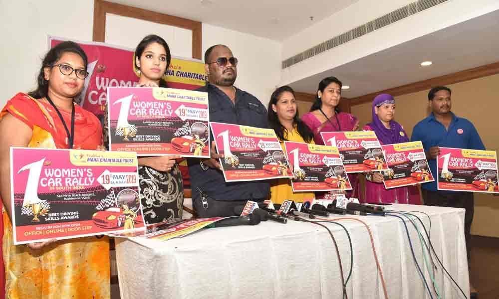 Driving Champs on Wheelsto be held on May 19