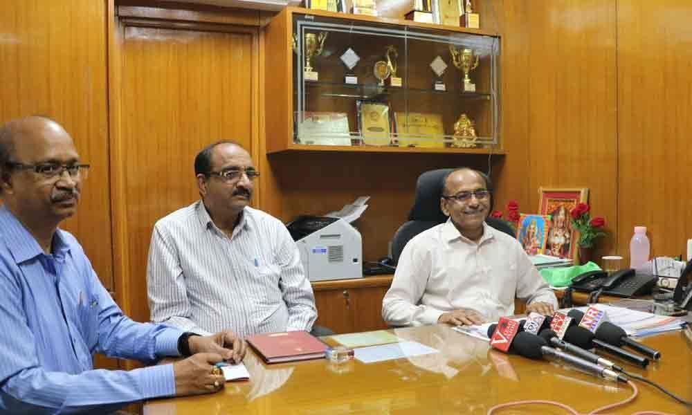 Srinivasa Rao is Syndicate Banks Vizag regional manager
