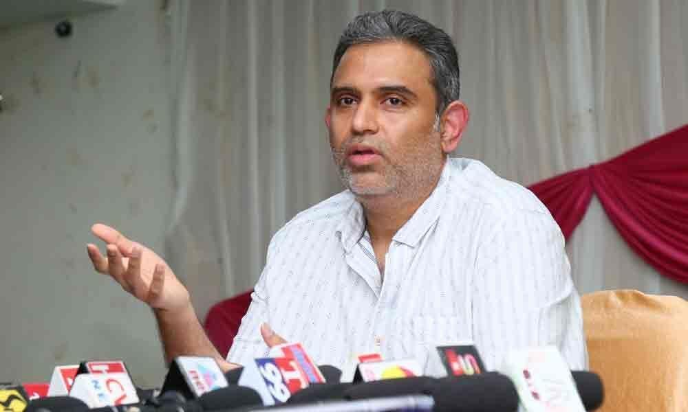 Congress, TDP, BJP cheated AP people: Ex-Mayor