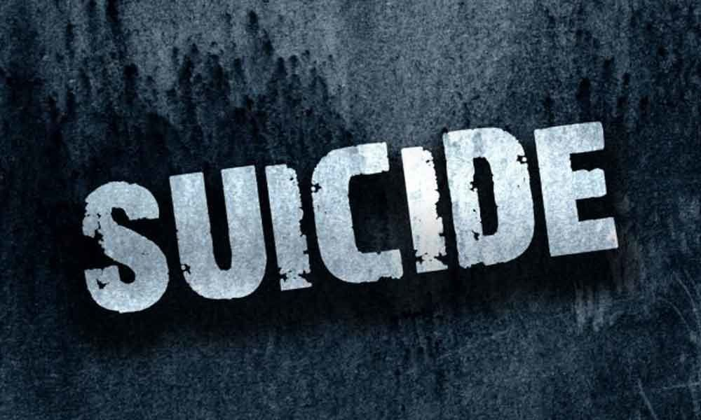 Live-in couple commits suicide