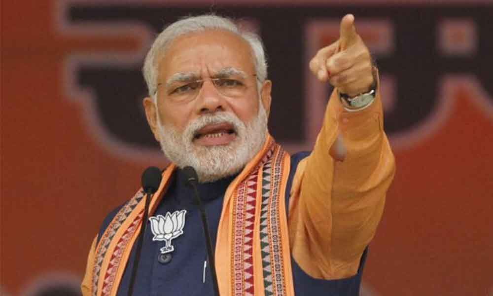 Mamata insulting Constitution by not accepting me as PM: Modi