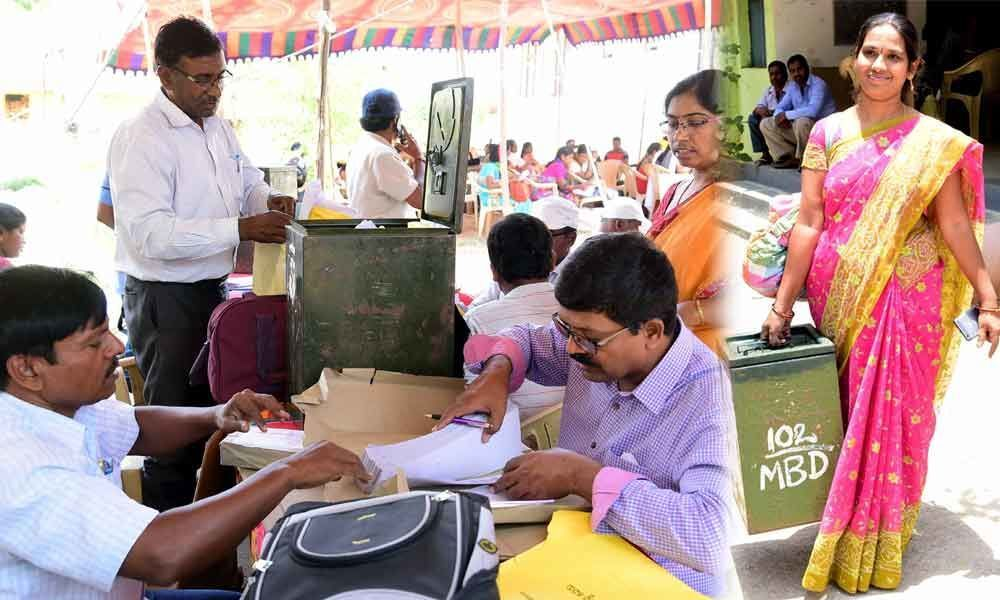 50 lakh to vote in second phase of local polls