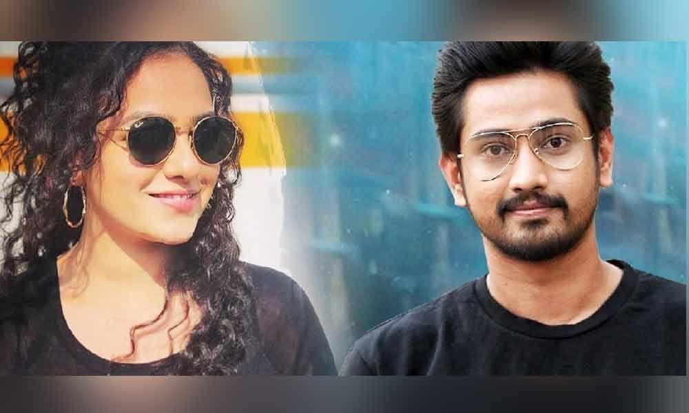 Popular heroine to romance Raj Tarun