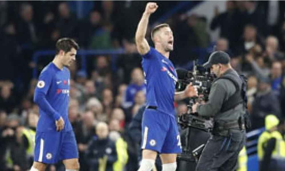 The English club teams play way more than the other nations: Sarri