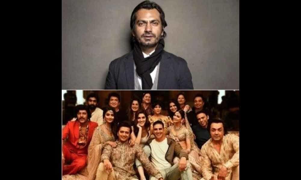 Nawazuddin Siddiqui Joins Housefull 4 Ensemble