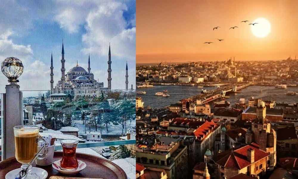 Istanbul, The Magical Seven Hills City