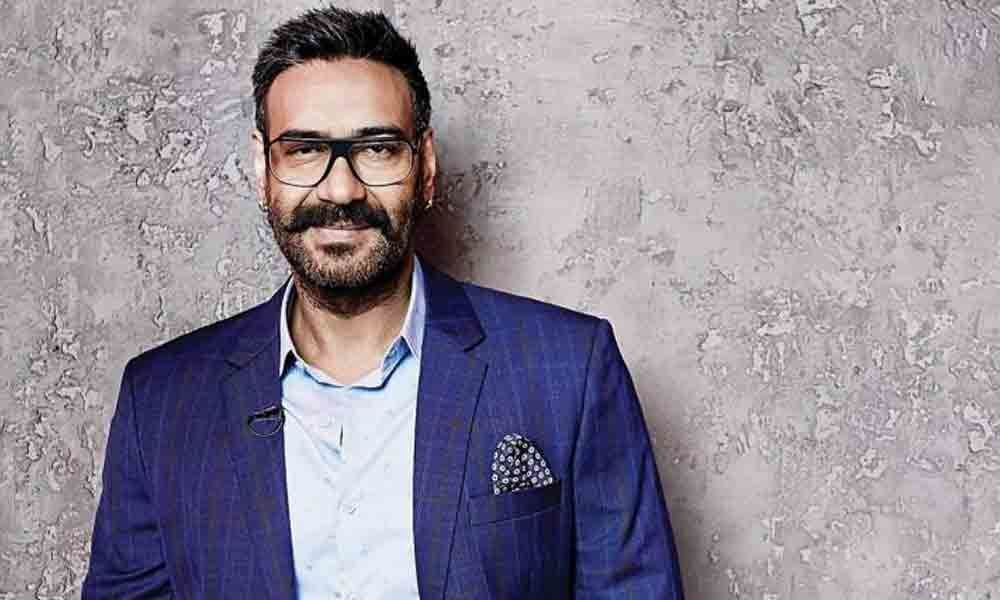 Ajay Devgn gives  up playing pranks