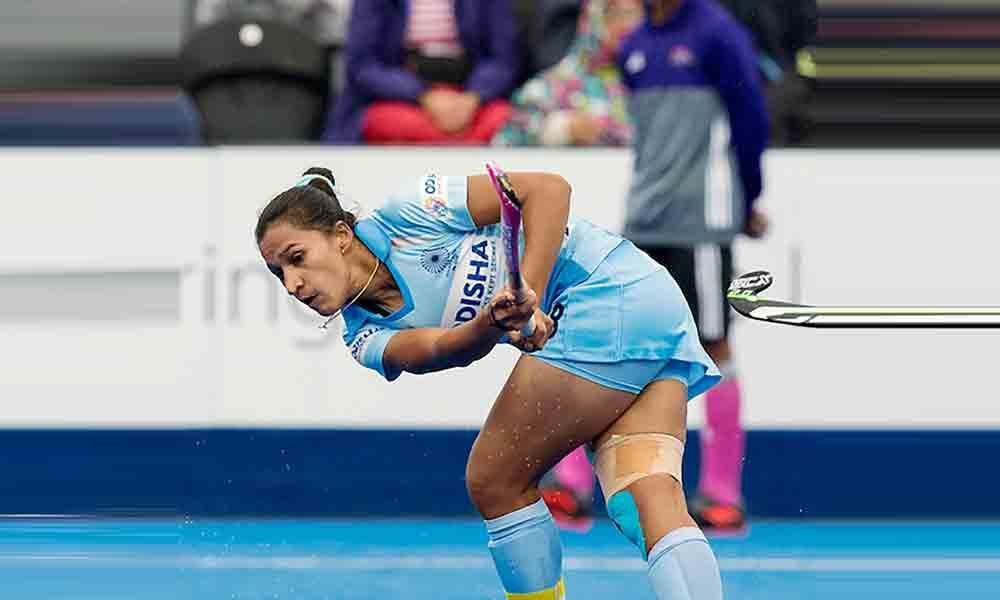 Rani to lead 18-member Indian womens team