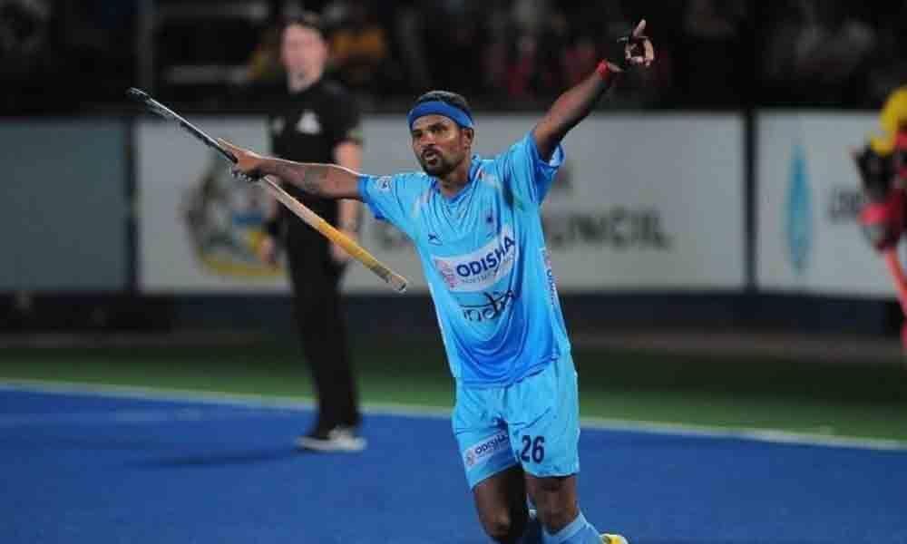 Indian mens hockey team seal hands down win against Australia A