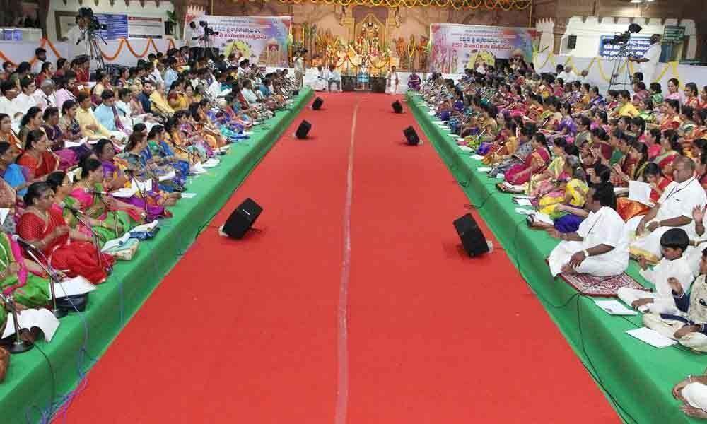 Tyagaraja festival observed