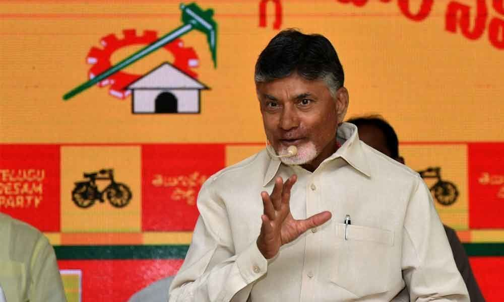 Anti-Modi wave across nation: Naidu