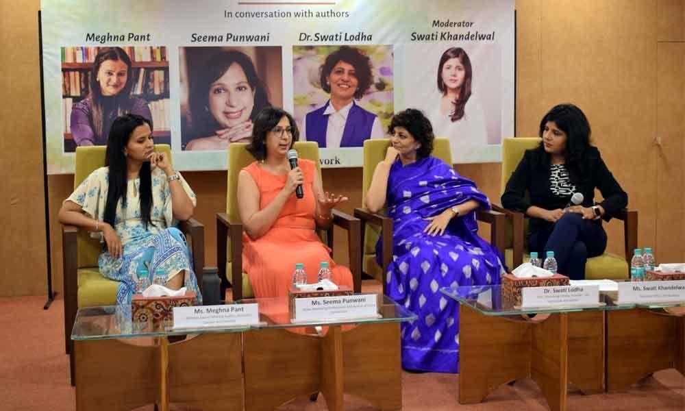 Author Seema Punwani shares parenting tips in Mumbai