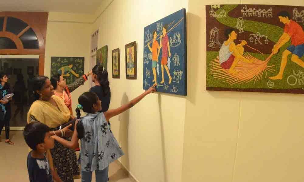 Photo expo inaugurated