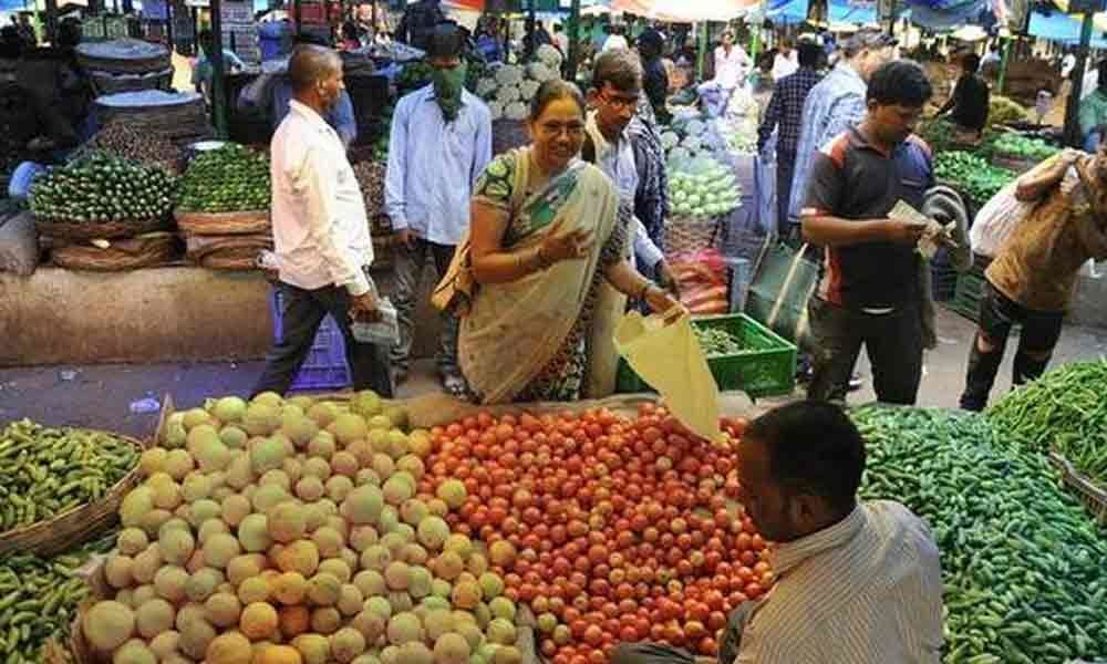 Prices of vegetables, fruits shoot up