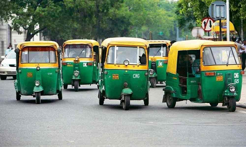 Fare hike, CNG subsidy extension key demands of auto-rickshaw drivers