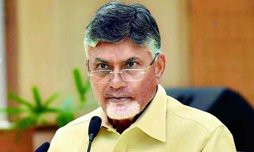 Chandrababu Naidu puts TDP cadre on alert for C-Day