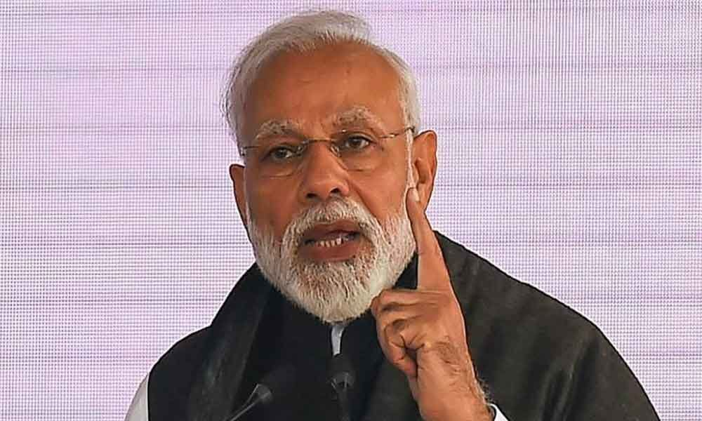 Army wont wait for Election Commission clearance: PM Modi