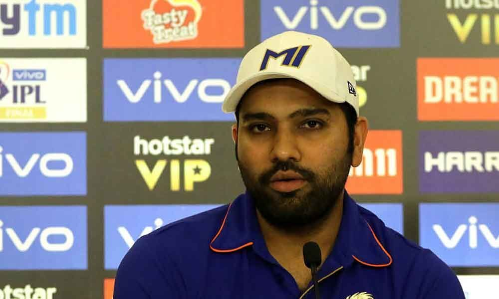 Playing IPL before ICC tournaments helps players to get back form: Rohit Sharma