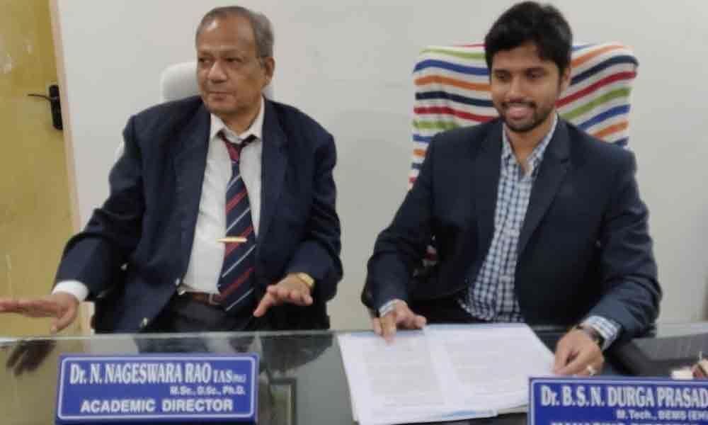 Takshasila Academy to provide scholarships to IAS aspirants