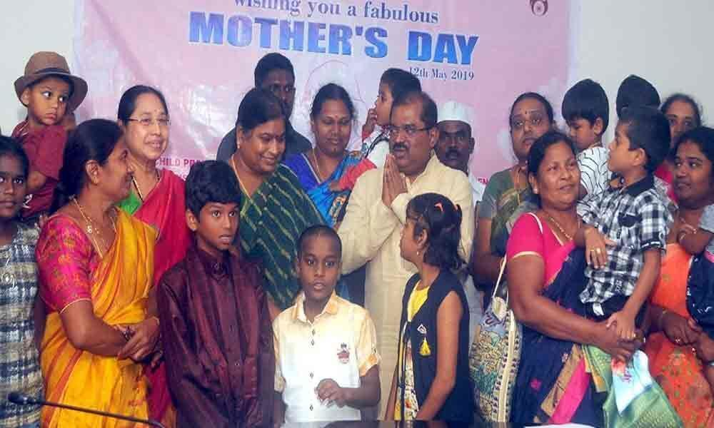Mothers Day celebrated