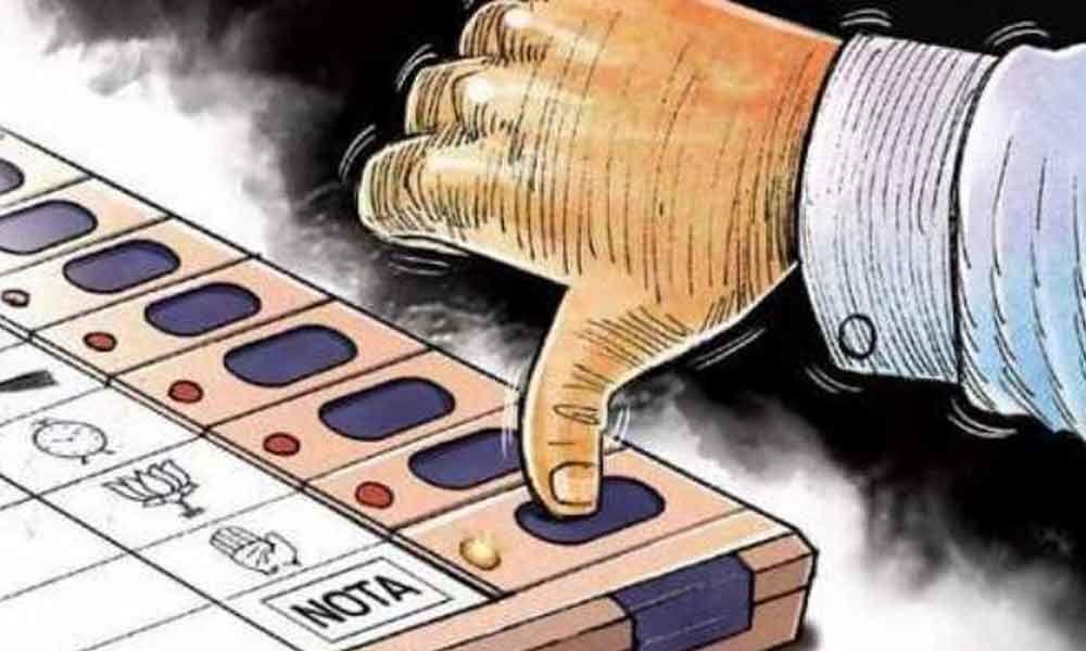 Casting invalid votes won