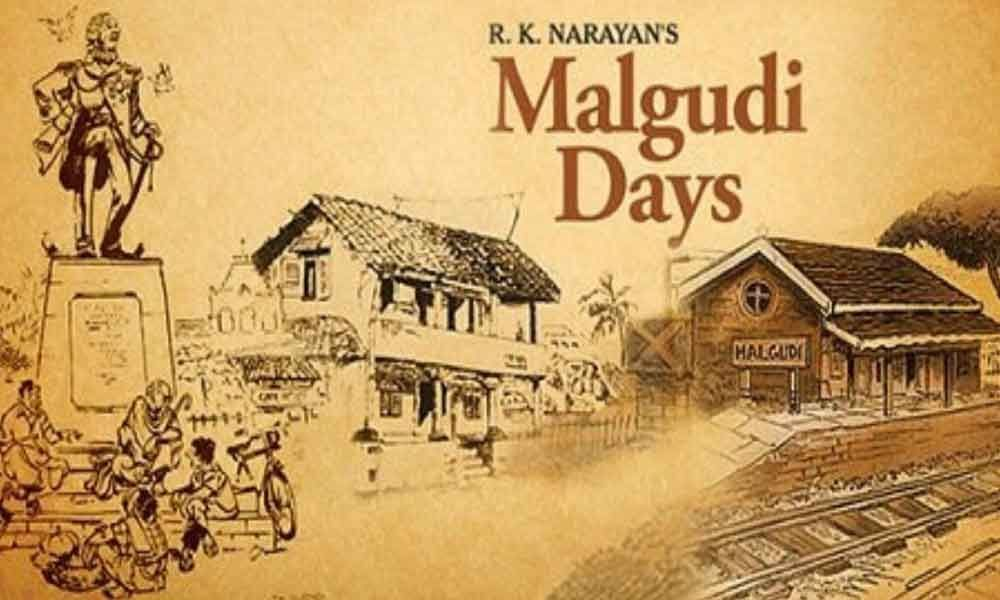 Malgudi days by theatre artists