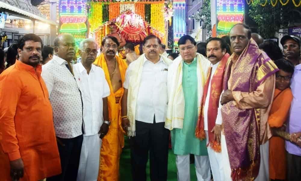 Brahmotsavam draws to a close