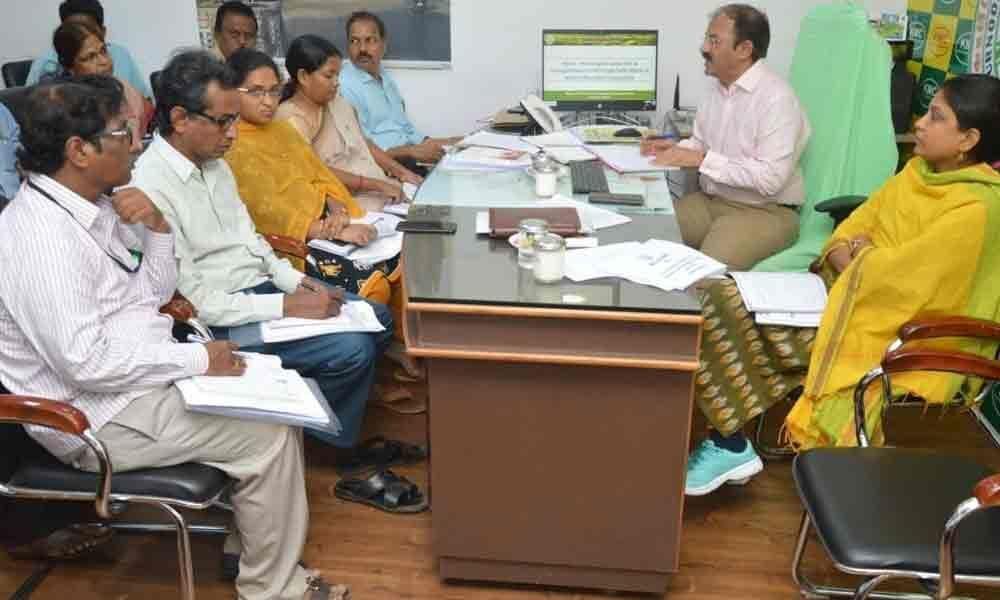 Respond to complaints received through Pura Seva, officials told