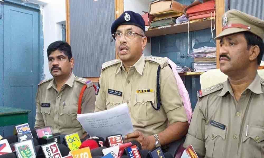 Illegal ganja transportation on rise in East Godavari district