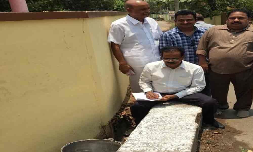 Krishnadevaraya inscription found in state of neglect