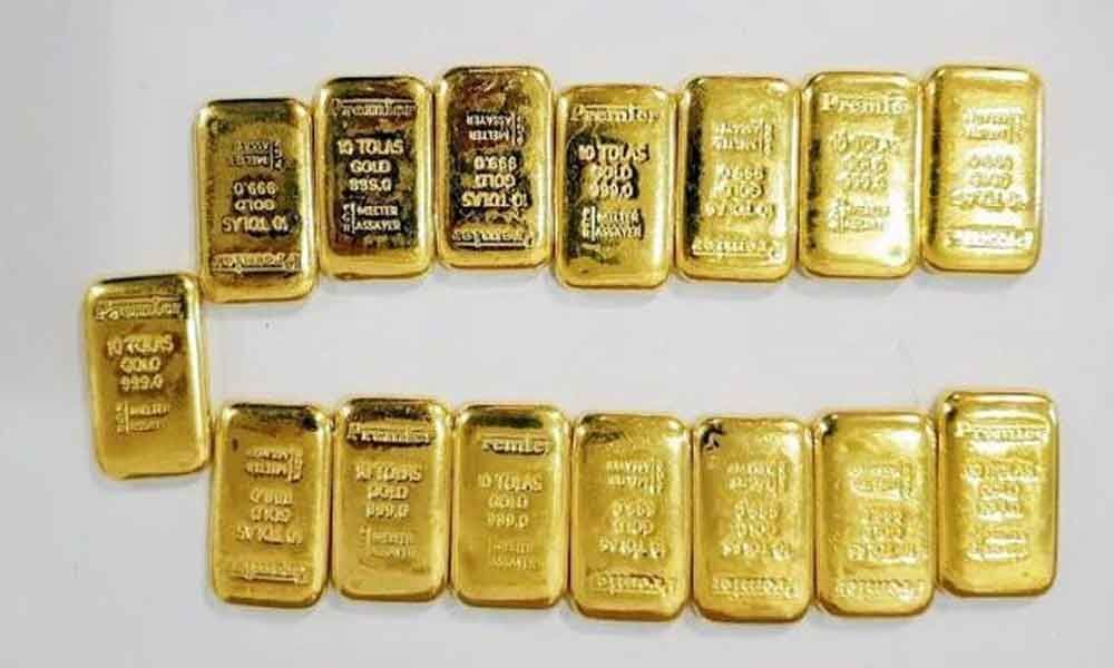 Two in custody for smuggling gold worth 8cr in Kerala