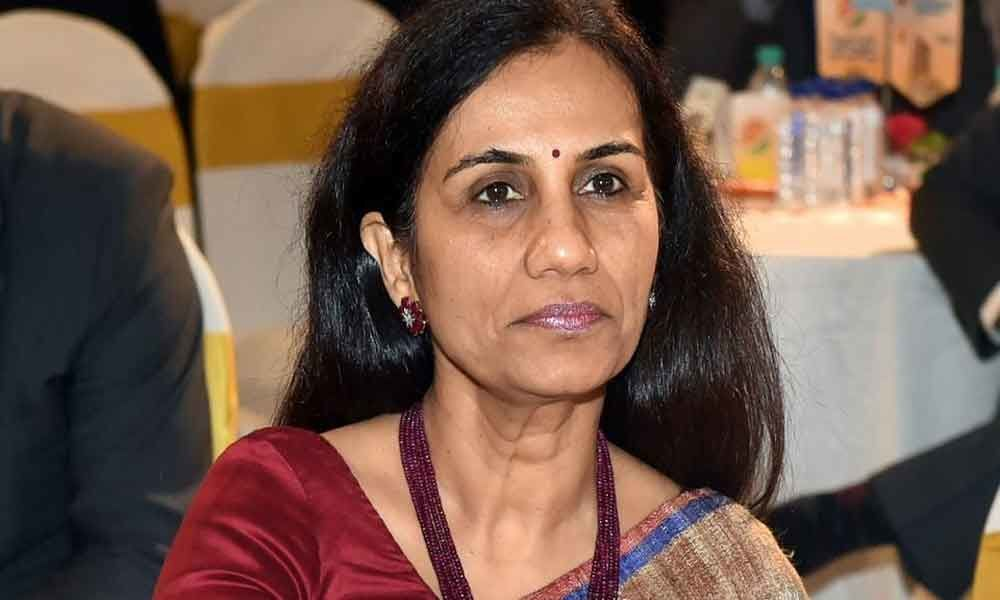 Chanda Kochhar appears before Enforcement Directorate for questioning