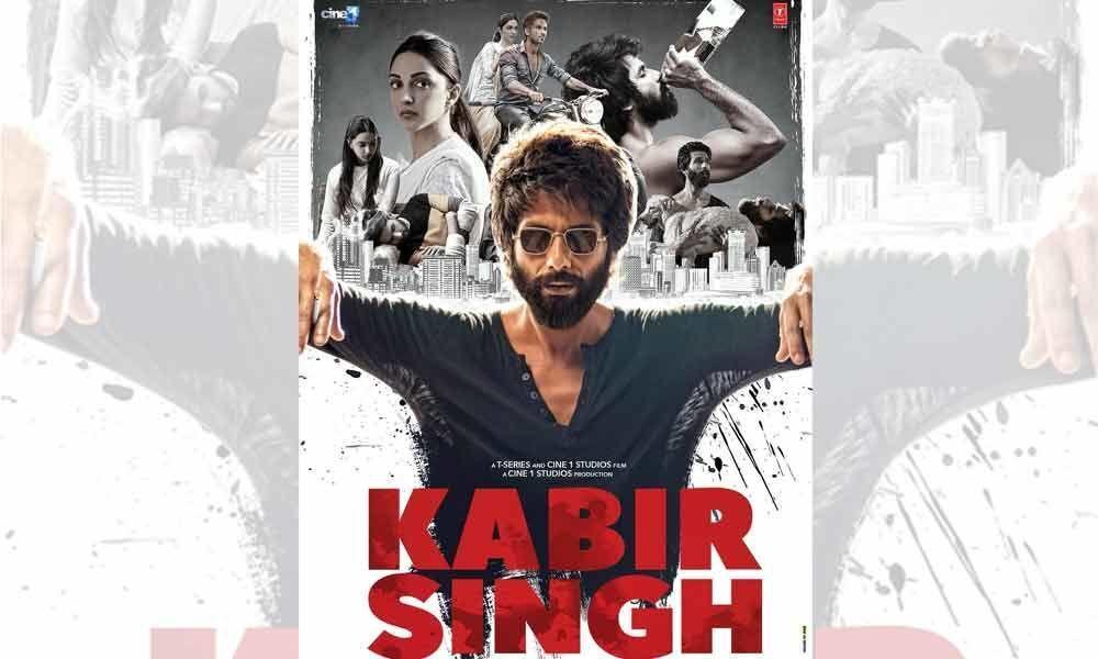 A Rebel, Yet So Lovable – Shahid Kapoor As Kabir Singh is Brilliant
