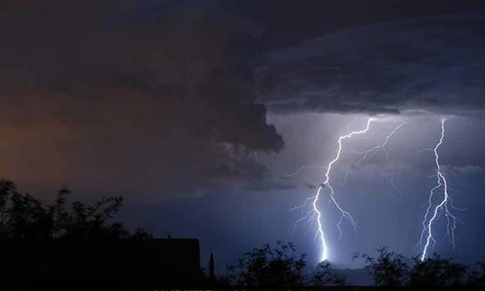 3 die due to lightning in Nellore