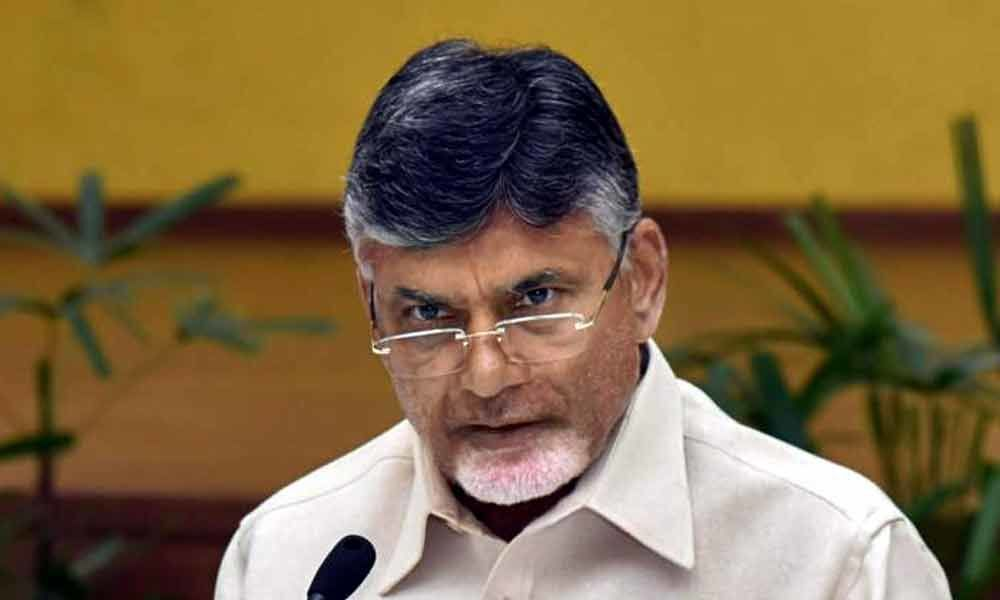 Naidu cautions parents of class 10 students on results