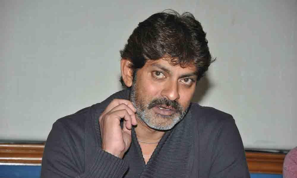 Jagapathi Babu in ruthless role