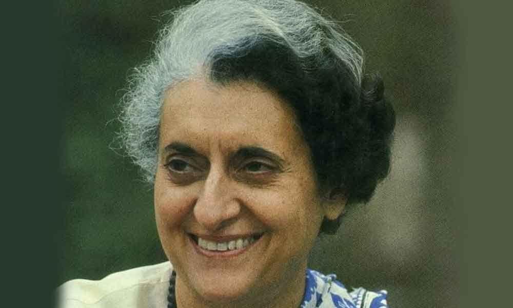 The Assassination of Indira Gandhi: Slices of India, some savoury
