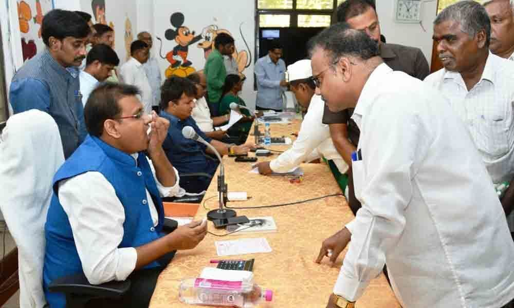 Homeo medical camp opened in Chittoor