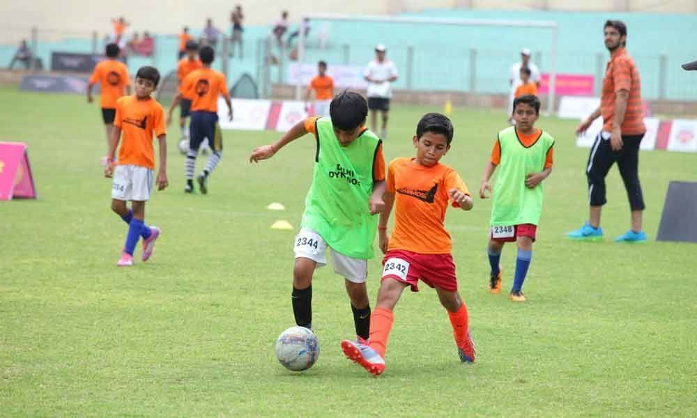 Hyd Football Academy to celebrate AFC Grassroots Day today