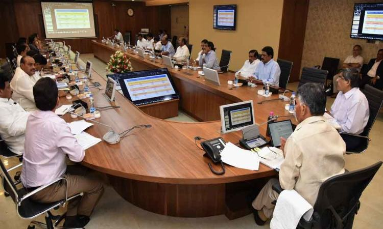 AP Cabinet meeting commences in Amaravati from today