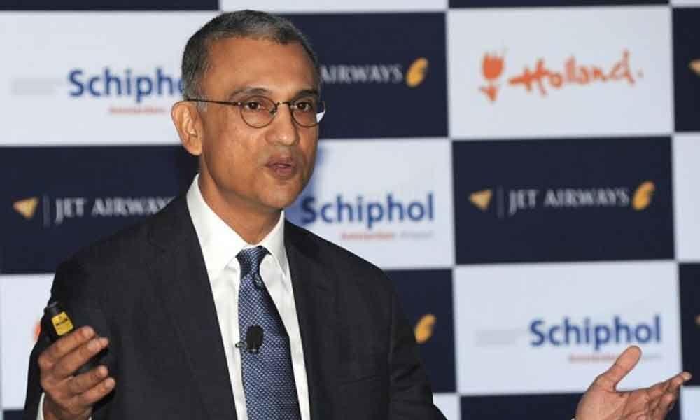 Jet Airways saga: CEO Vinay Dube, 3 senior executives deboard airline