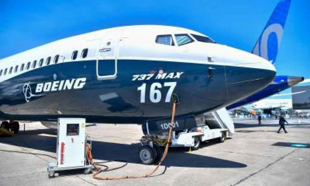Boeing reported zero new orders for jets in April