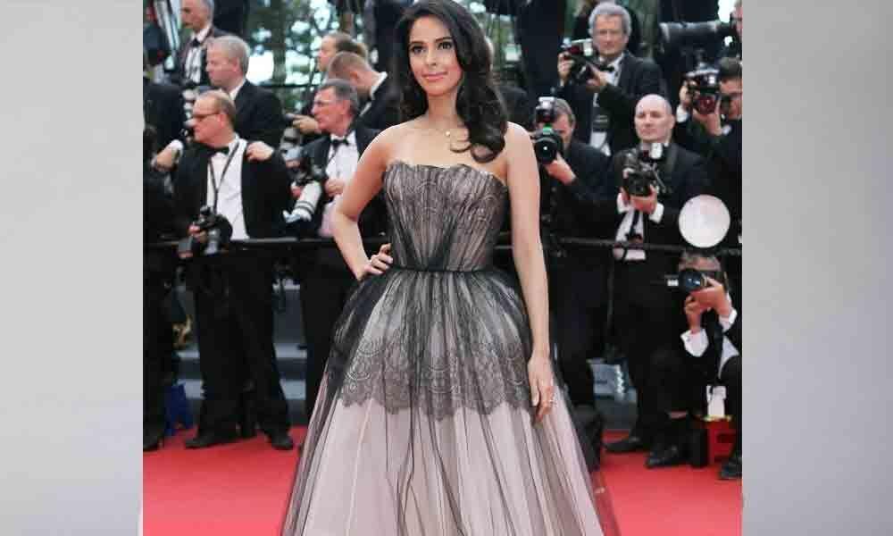 Mallika preps for Cannes red carpet