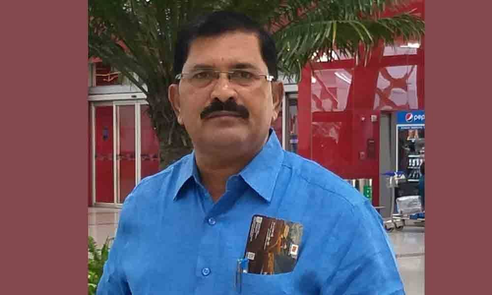 Chittoor in top 3 with collective efforts: DEO Dr K Panduranga Swamy