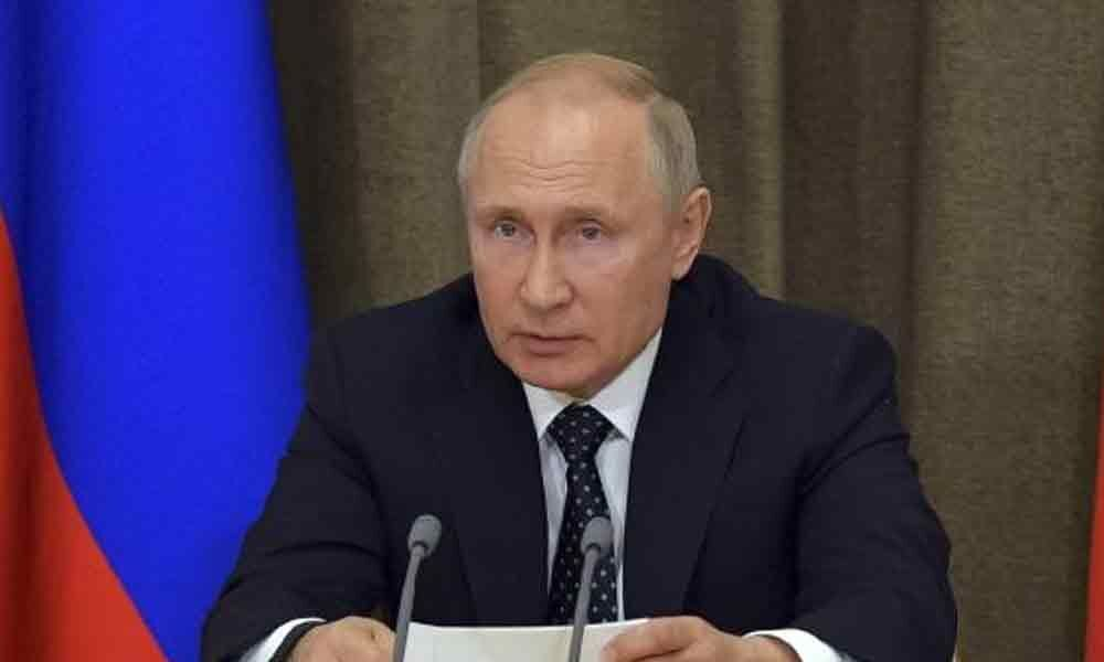 Russia is not fire brigade to save Iran nuclear deal, says Putin