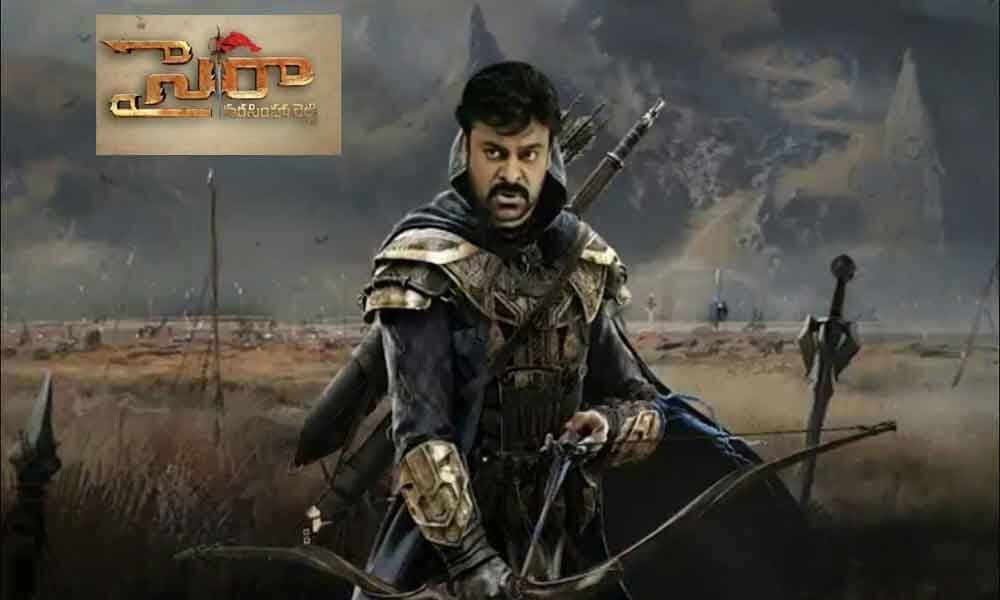 Latest Update About Sye Raa Shooting