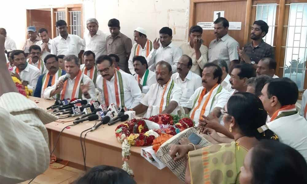 Good days are ahead for country PCC president