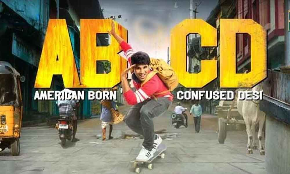 Allu Sirishs ABCD Movie Review & Rating {2.5/5}